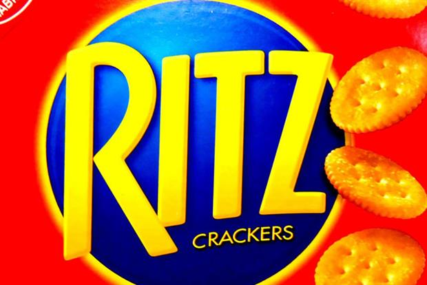 Ritz: returns to TV for the first time in 30 years