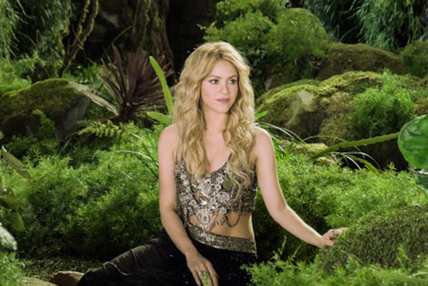 Shakira: the singer becomes the face of Danone's global integrated campaign