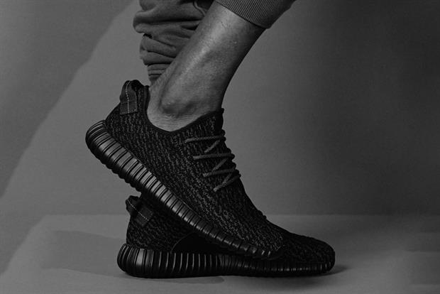 Adidas Yeezy Uk Black
