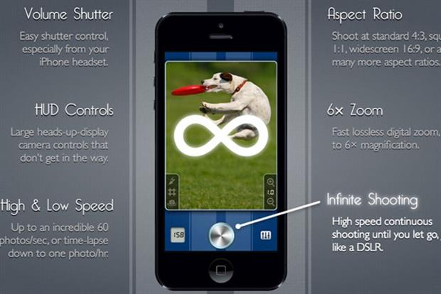 SnappyCam: the app developed by Apple acquisition SnappyLabs