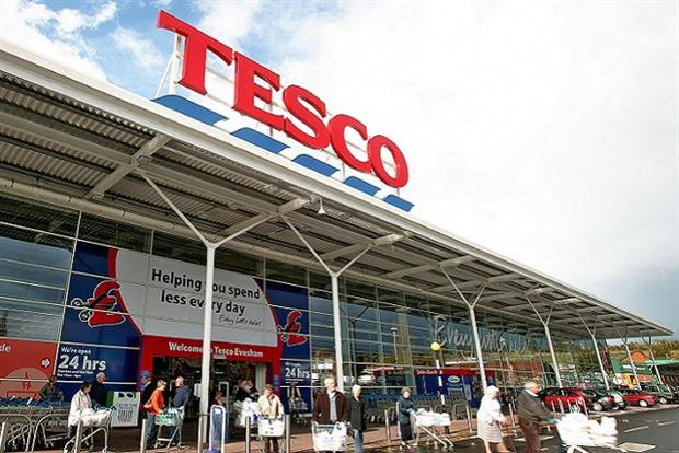Tesco: readies tablet launch