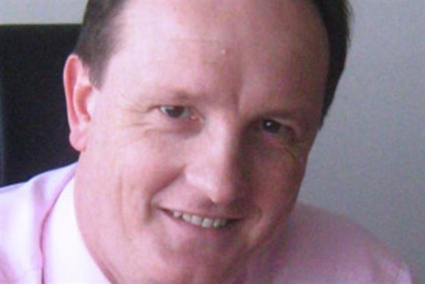David Wood: becomes managing director of Tesco's health and wellbeing division