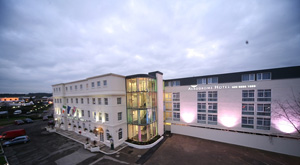 Administrators called-in for world's first airport hotel
