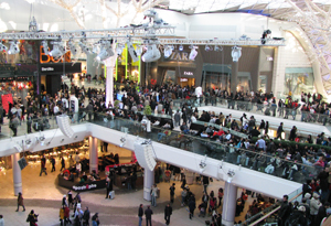 Westfield partners with Australia's Olympic Committee