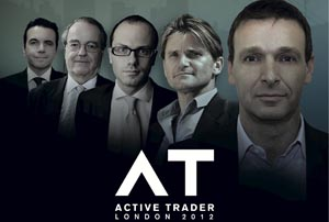 Active Trader announces speakers