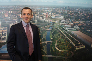 Olympic Legacy Company hires director of venues