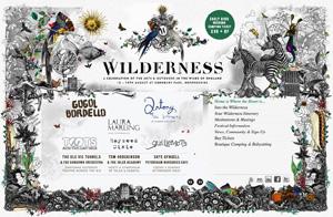 Wilderness Festival to launch at Cornbury Park