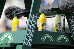 Robinsons invites tennis goers to play at Wimbledon