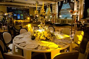 Bloomsbury Ballroom calls for preferred suppliers