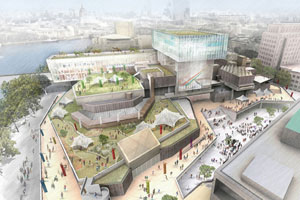 How the Southbank Centre could look after the redevelopment