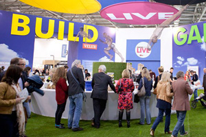 Freeman will be working on Media 10's shows including Grand Designs Live