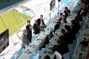 Etherlive's hosts The Gathering at Lord's: picture gallery