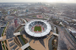 Winner at entertainment event will officially open Olympic Stadium