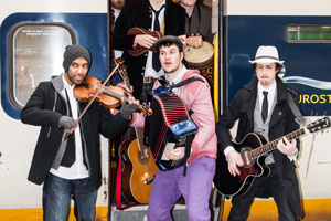 London's streets to become stages for Gigs - Big Busk