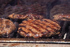Some frozen burgers in supermarkets have tested positive for horse DNA. Photo: PDPhoto.org