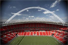 Wembley Stadium sees 30% increase in bookings for 2010