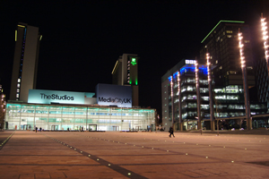 Media City UK's piazza will host Gok Live: Stripping for Summer