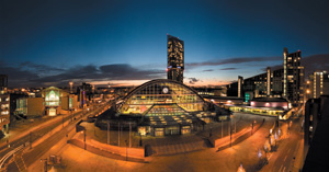 Manchester Central trumps ACC Liverpool with two Labour Party Conference wins