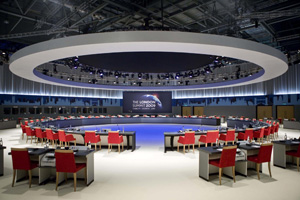 G20 Plenary Meeting Room