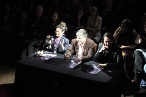 Next Big Thing judges put the acts through their paces