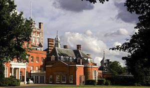 Theobalds Park set the scene for The Apprentice