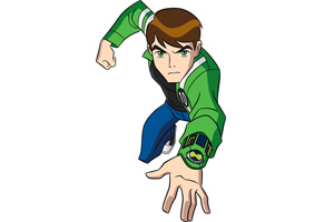 Rouge Events to go on the road with Ben 10 experience