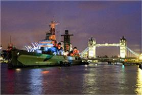 HMS Belfast to celebrate £250,000 refurb with party