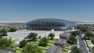 Opening date set for Dublin's Aviva Stadium
