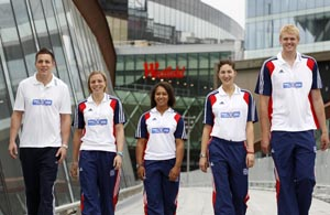 The launch of Team GB House