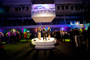 Photo gallery: Business Design Centre celebrates 25th anniversary