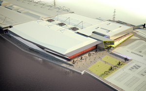 GPJ to produce ICC London Excel opening