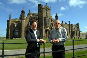 Dine extends contract at Allerton Castle
