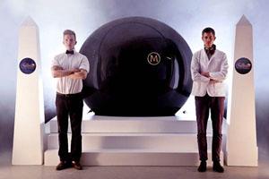 Bompas & Parr design sensory experience for Magnum launch