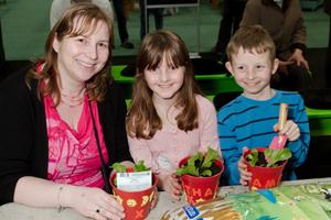 Edible Garden Show visitors up 20%