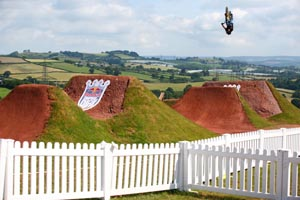 Red Bull BMX event coming to Ally Pally
