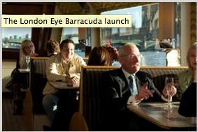 Dish wins London Eye Barracuda contract