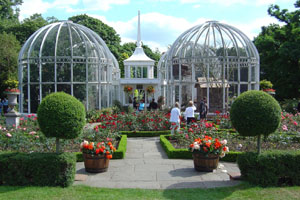 The Aviary at Birmingham Botanical Gardens
