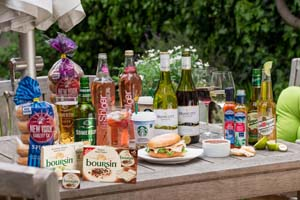 Brand partners joining Gastro Alfresco on tour