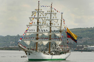 Greenock Tall Ships festival brings £24m boost to Scotland