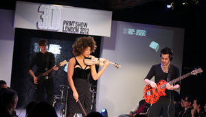 The 3D Printshow London debuted last year at The Brewery