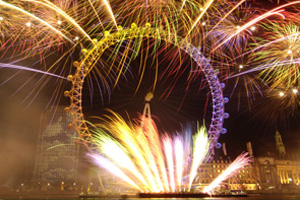 London Eye to celebrate 10th birthday with dramatic light show