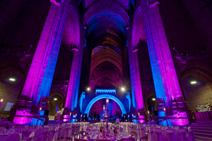Venue of the week: Liverpool Anglican Cathedral