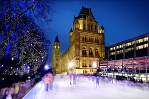 Zafferano to cater at Natural History Museum Ice Rink
