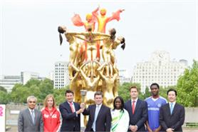 London 2012 begins search for Olympic Torch designer