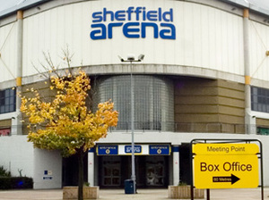 Sheffield Arena signs £1m-plus naming deal with Motorpoint