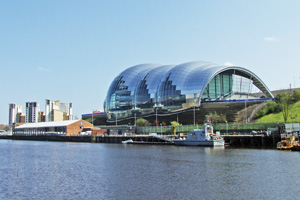 Gateshead gets £10m boost for new exhibition venue