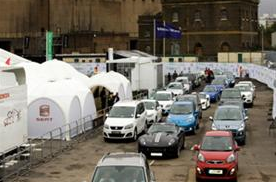EcoVelocity to become UK's first carbon neutral car show