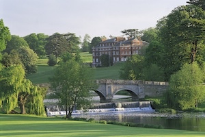 Brocket Hall sees surge in financial sector business