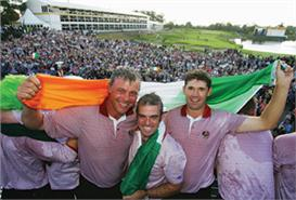 Smyle bags Ryder Cup opening and closing ceremonies