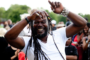 Levi Roots to stage second Sunday Concert